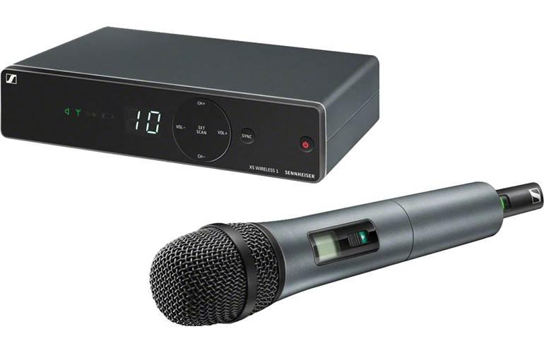 Sennheiser XSW 1-835-GB Handheld Vocal Wireless System (606-630 MHz)