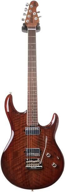 Music Man BFR Luke III Claro Walnut Roasted RW  #G86988