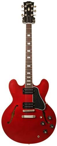 Gibson ES-335 Satin Wine Red 2018