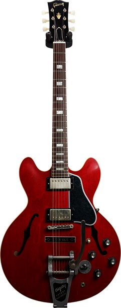 Gibson ES-335 '63 Bigsby Sixties Cherry 2018 #80160