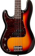 Sx PB Electric Bass 3 Colour Sunburst L/H