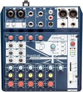Soundcraft Notepad 8FX Mixer