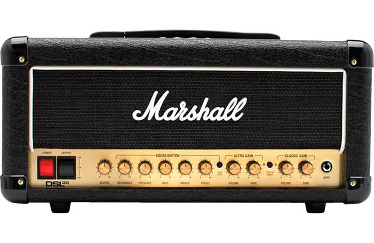 Marshall DSL20HR 20 Watt Head