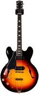 Gibson ES-330 Lefty SUNSET BURST