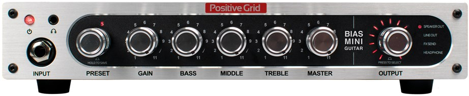 Positive Grid BIAS MINI Guitar 300W Powered