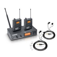 LD Systems MEI 1000 G2 Bundle  823-832 Or 863-865 MHz