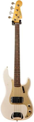 Fender Custom Shop Journeyman Relic 1959 Precision Bass Aged White Blonde #CZ534120