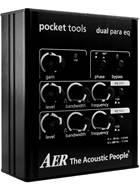 AER Pocket Tool Dual-Band Parametric EQ