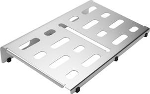Mono Pedalboard Medium Silver
