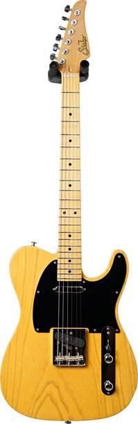 Suhr Classic Antique T Trans Butterscotch Swamp Ash Maple Fingerboard #JS0U7W