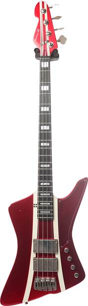 Sandberg Forty Eight Soft Aged Metallic Red Gloss Ebony Fingerboard #31555