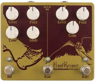 EarthQuaker Devices Hoof Reaper V2