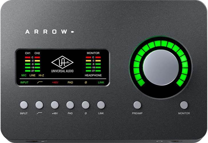 Universal Audio Arrow Thunderbolt Audio Interface