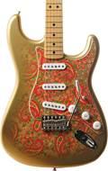 Fender Custom Shop 1969 Strat NOS Pink Paisley over Gold Master Built by Dale Wilson (Ex-Demo) #CZ535865