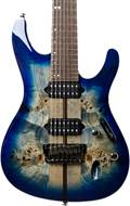 Ibanez S1027PBF-CLB Premium 7 String (Ex-Demo) #180210798