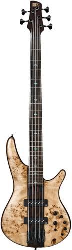 Ibanez SR1705B-NT Premium 5 String Natural