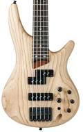 Ibanez SR655-NTF 5 String Natural Flat