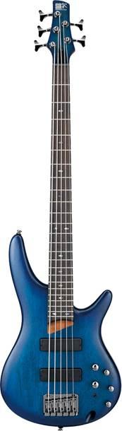 Ibanez SR505-SBF 5 String Sapphire Blue Flat (Spot 2018)