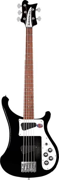 Rickenbacker 4003S/5 Jetglo 5 String Bass