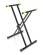Gravity KSX 2 - Double Braced Keyboard Stand