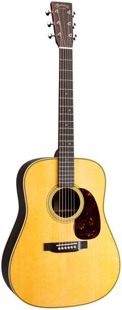 Martin HD-28 Re-imagined