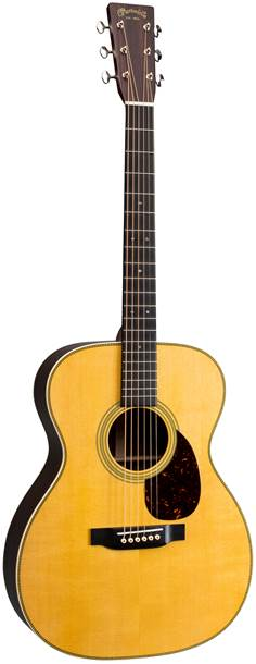 Martin OM28 Re-imagined
