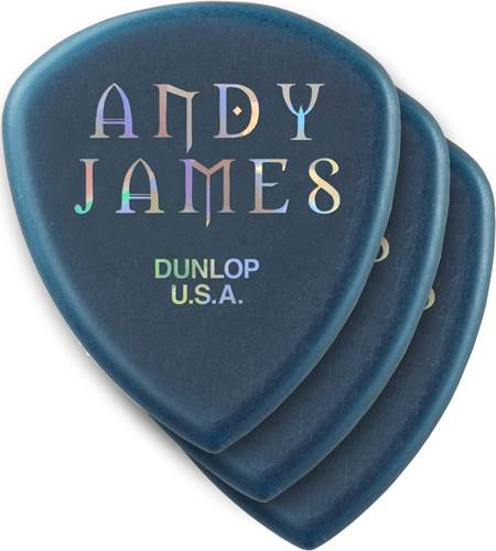 Dunlop 546PAJ2.00 Andy James Flow Jumbo 2.0mm 3 Pack