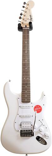 Squier Bullet Strat with Tremolo HSS Arctic White