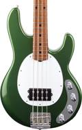 Music Man StingRay Special Charging Green Roasted Maple