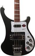 Rickenbacker 4003 Matte Black (Ex-Demo) #07696