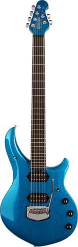 Music Man BFR Majesty Marine Blue Sparkle