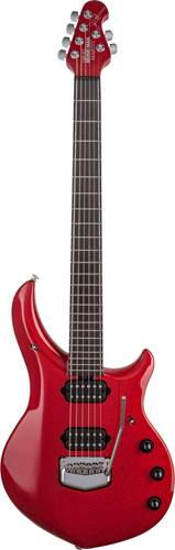 Music Man BFR Majesty Cinnabar Red