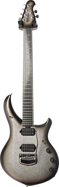 Music Man BFR Majesty Charred Silver