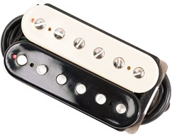 Bare Knuckle Boot Camp Brute Force Humbucker 50mm Bridge Zebra