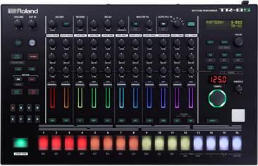 Roland TR-8S Sampling Drum Machine (Ex-Demo) #Z1J5843