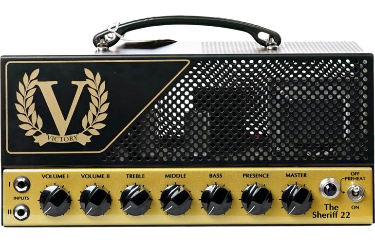 Victory Amps The Sheriff 22 Head (Ex-Demo) #00464-0618