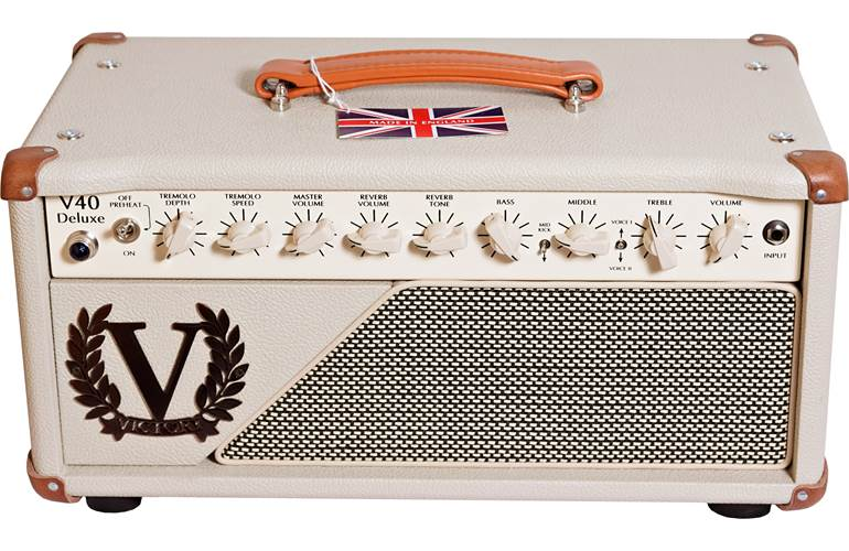 Victory Amps V40 Duchess Deluxe Head (Ex-Demo) #00208-1118
