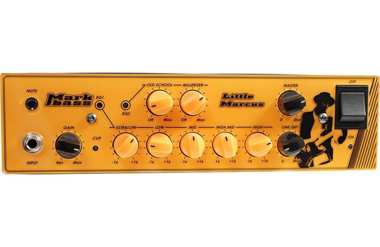 Mark Bass Little Marcus 500 Head (Ex-Demo) #R2M01220