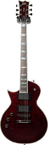 ESP LTD EC-1000 See Thru Black Cherry LH (Ex-Demo) #W16090177