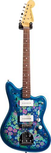 Fender Traditional 60s Jazzmaster Blue Flower (Ex-Demo) #JD17047317