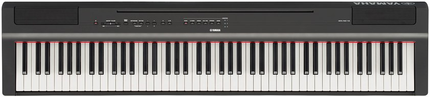 Yamaha P125 Digital Piano (Ex-Demo) #BBYK01844
