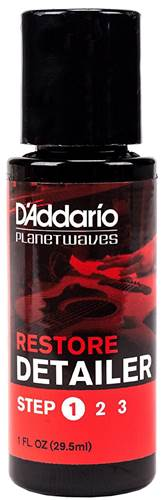 Planet Waves PW-PL-01S Restore - 1 oz Deep Cleaning Cream Polish