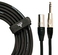 TOURTECH TTAC-N1PSXMR 3ft/1m Stereo Jack - Male XLR Cable