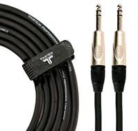 TOURTECH TTAC-3PSDL 10ft/3m Stereo Jack - Jack Cable