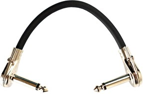 TOURTECH TTPC-010LFL 4 Inch Pancake Patch Cable