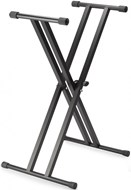 TOURTECH TTS-KA6 Double Braced Keyboard Stand