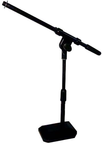 TOURTECH TTS-MI1112BK Desktop Microphone Boom Stand