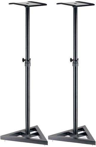 TOURTECH TTS-MO10 Set of 2 Studio Monitor Stands