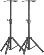 TOURTECH TTS-MO20 Set of 2 Studio Monitor Stands