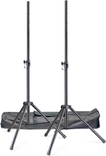 TOURTECH TTS-SPQ10 Set of Speaker Stands with Bag